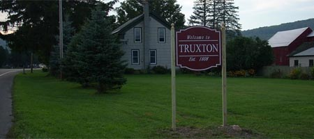 Welcome to the Town of Truxton